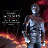 Michael Jackson ‎/ HIStory - Past, Present And Future - Book I (2CD)