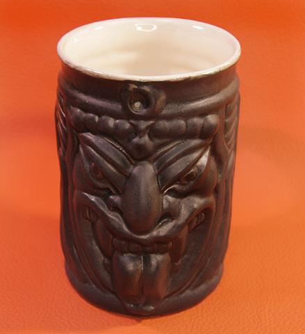Кружка Ацтек black