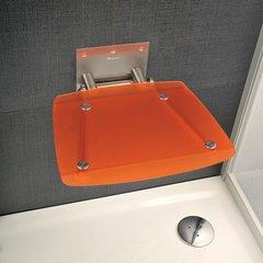 Сиденье для душа Ravak OVO В Orange B8F0000017 фото