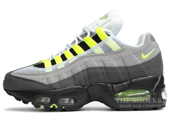 Кроссовки Женские Nike Air Max 95 Triple Grey Green