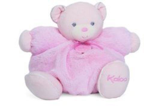 Kalоo Жемчуг. Мишка большой розовый.