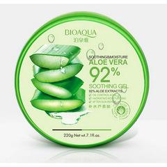Увлажняющий гель для лица и тела с натуральным соком Aloe Vera, 220гр