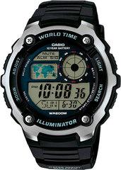 Мужские электронные часы Casio AE-2100W-1AVDF