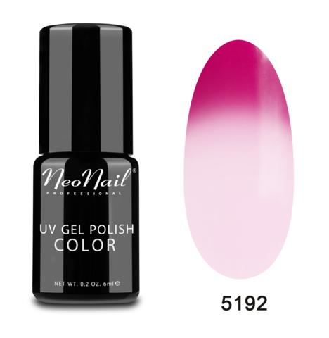 NeoNail Гель-лак UV 6ml Twisted Pink Термо №5192-1