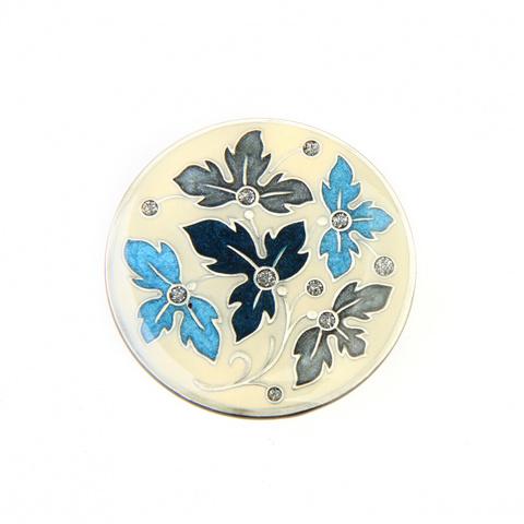 Зажим для платка Clara Bijoux 11-01101 M