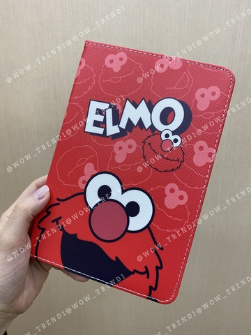 Чехол Slim Case iPad mini 1/2/3/4/5 /Elmo red/