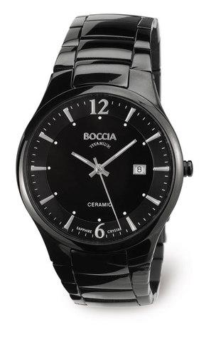 Купить Мужские наручные часы Boccia Titanium 3575-01 по доступной цене