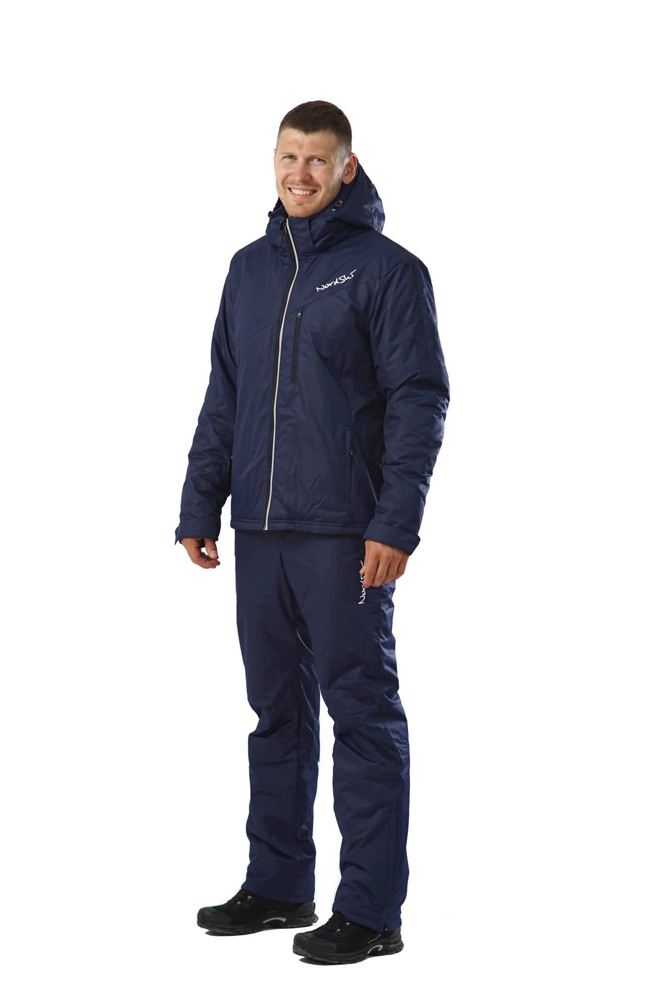 f802a68cc195f Детский прогулочный утепленный лыжный костюм Nordski ...