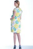 Платье 07453 белый