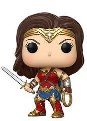 Pop!  Wonder Woman Justice League Movie Vinyl Toy