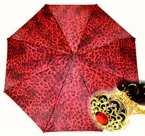 Pasotti 417-14 Red Leopardo