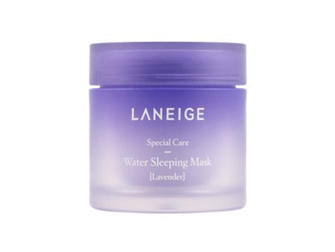 Ночная маска Laneige Water Sleeping Mask 15ml  Лаванда