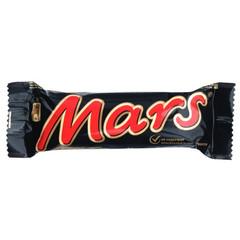 Шоколадный батончик Mars 50г