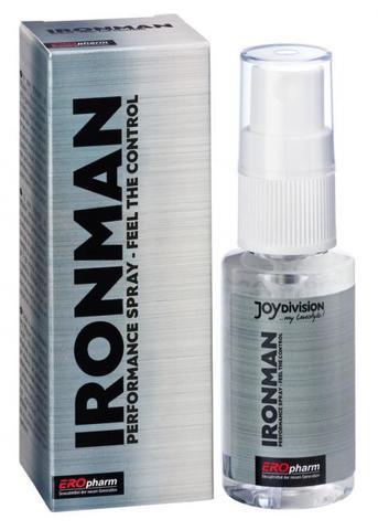 Пролонгатор спрей для мужчин IRONMAN Spray (30 мл)
