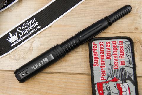 Ручка CRKT Elishewitz Tao Pen Blk Stripe (TPENAKS)