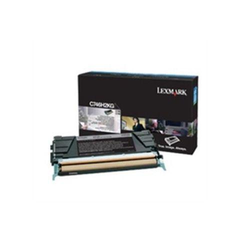 Картридж для принтеров Lexmark X746de черный (black). Ресурс 12000 стр (X746H1KG)