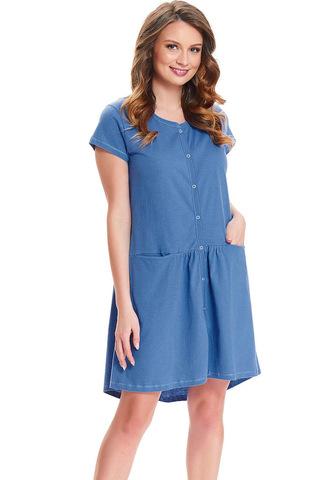 Сорочка TCB.9445 Royal Blue Doctor Nap