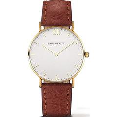 Унисекс немецкие часы Paul Hewitt, Sailor Line PH-SA-G-ST-W-1M