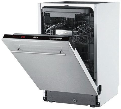 Посудомоечная машина шириной 60 см DeLonghi DDW06F Cristallo Ultimo