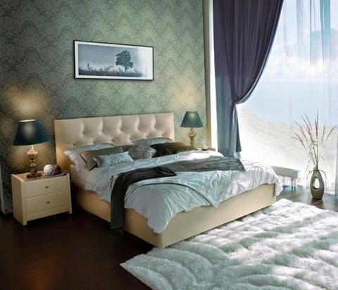 Кровать двуспальная Marlena (Марлена)