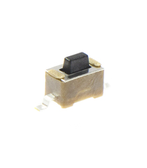 Panasonic Electronic Components SWITCH TACTILE 0.05A 12V BLACK