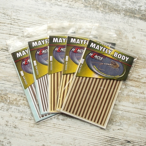 Материал для тела HENDS Products Mayfly Body