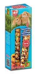 Палочки для кроликов с овощами Seven Seeds Supermix
