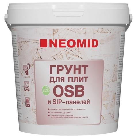 Neomid грунт для OSB плит