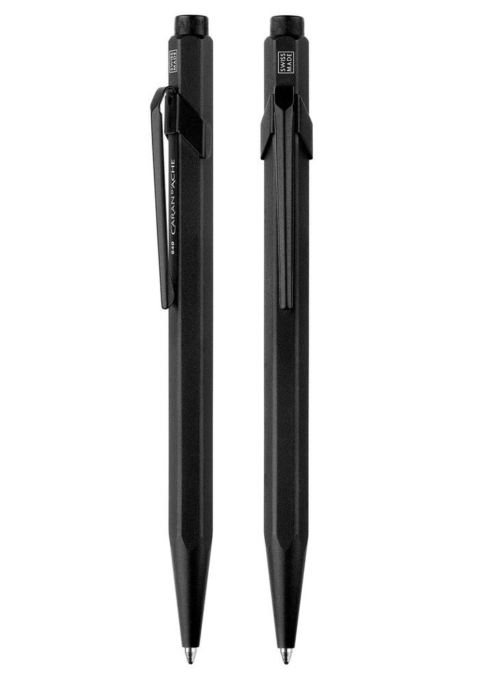 Шариковая ручка Caran d'Ache 849 Black code SE 100015.258 (из набора CC0849.019) - Wenger-Victorinox.Ru