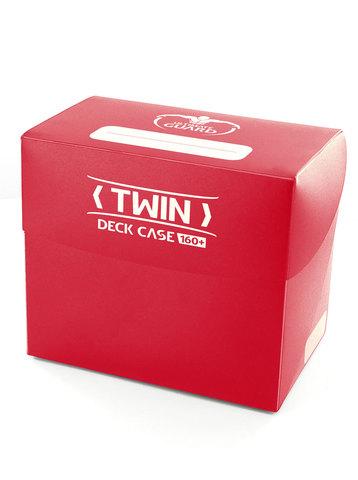 Ultimate Guard - Красная коробочка для двух колод Twin