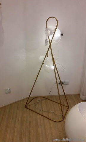 replica catch floor lamp