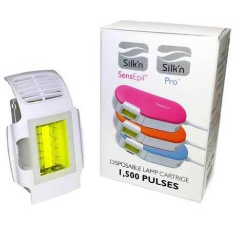Лампа для фотоэпилятора Silk'n Sensepil на 1500 вспышек