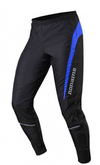 Брюки беговые Noname Robigo Running Pants 2015 black-blue