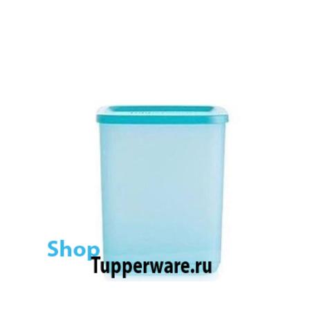 Контейнер Кубикс 1,8л  в голубом цвете