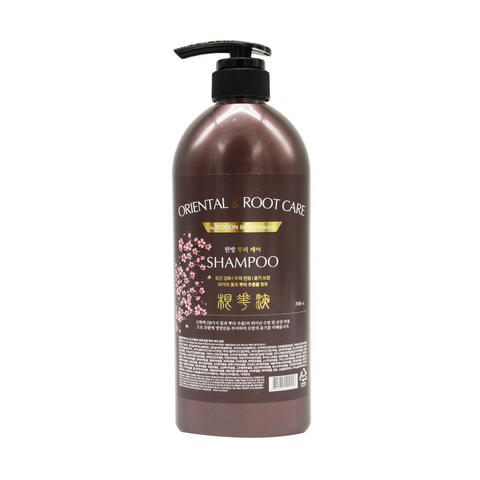 Шампунь для волос травы Pedison Institut-Beaute Oriental Root Care Shampoo, 750 мл
