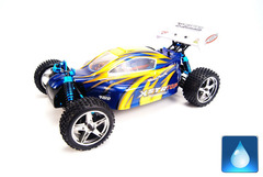 HSP 1/10 EP 4WD Off Road Buggy (Brushless, LiPo 7.4V)