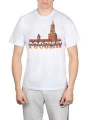 20140 футболка мужская, белая