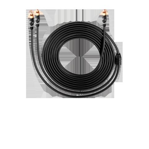Oehlbach Easy Connect Y-cable 5.0m, кабель сабвуферный (#151)
