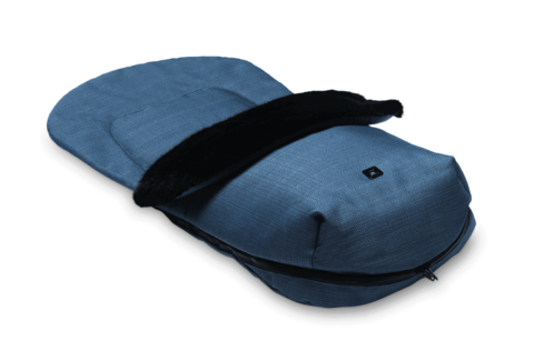 Конверт в Коляcку Moon Foot Muff Blue Structure (003) 2019