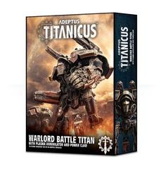Adeptus Titanicus Warlord Battle Titan With Plasma Annihilator