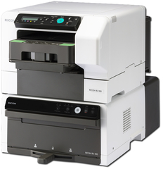 Принтер для печати на футболках и сумках Ricoh Ri 100