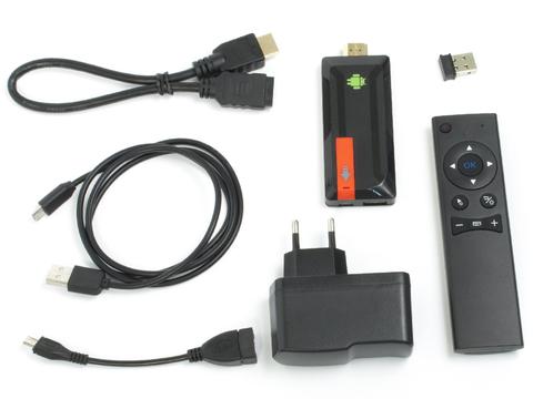 Медиаплеер Smart TV на Android AVIS Electronics AVS809IV