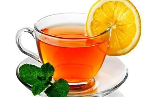 Зеленый чай и лимон, отдушка косметическая 15 мл