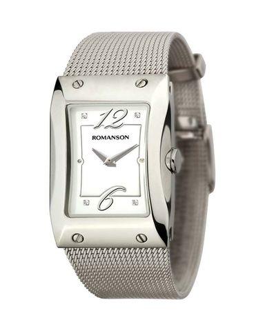 Купить Наручные часы Romanson RM0359LWWH по доступной цене