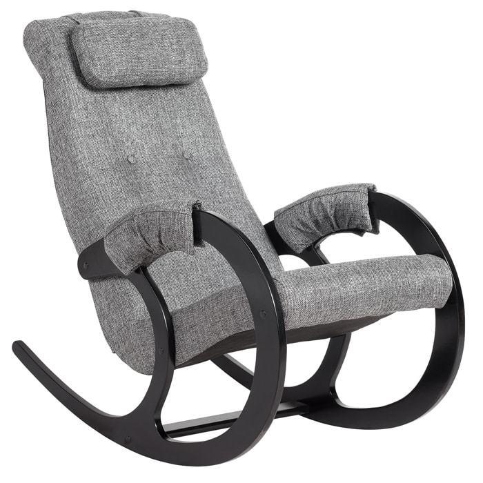 Распродажа % Кресло-качалка Блюз Экоткань (Grey) bluz-tkan-grey-1-min.jpg