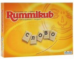 Rummikub с буквами