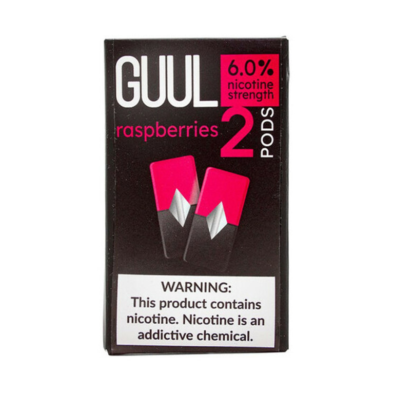 Guul Картриджи Raspberries