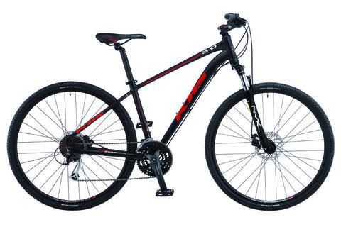 KHS Ultra Sport 3.0 (2015)черный с красным
