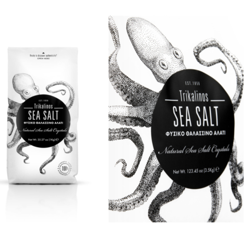 Trikalinos Sea Salt