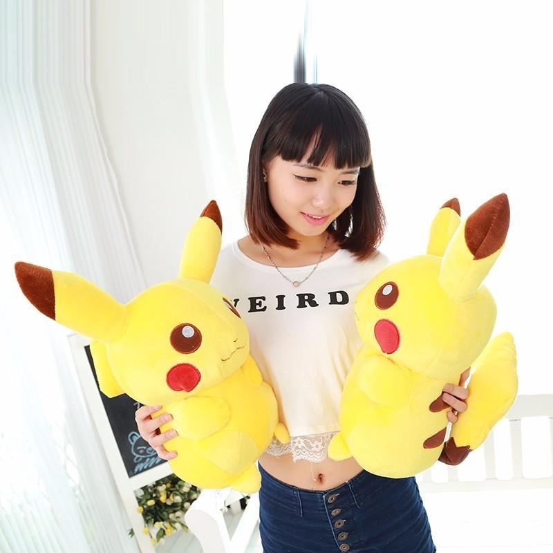Покемон мягкая игрушка Пикачу 45 см — Pokemon Pikachu Plush Toys